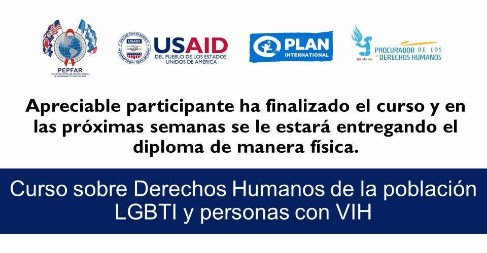 Derechos de la Población LGBTI y Personas con VIH